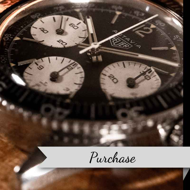 Purchase a watch