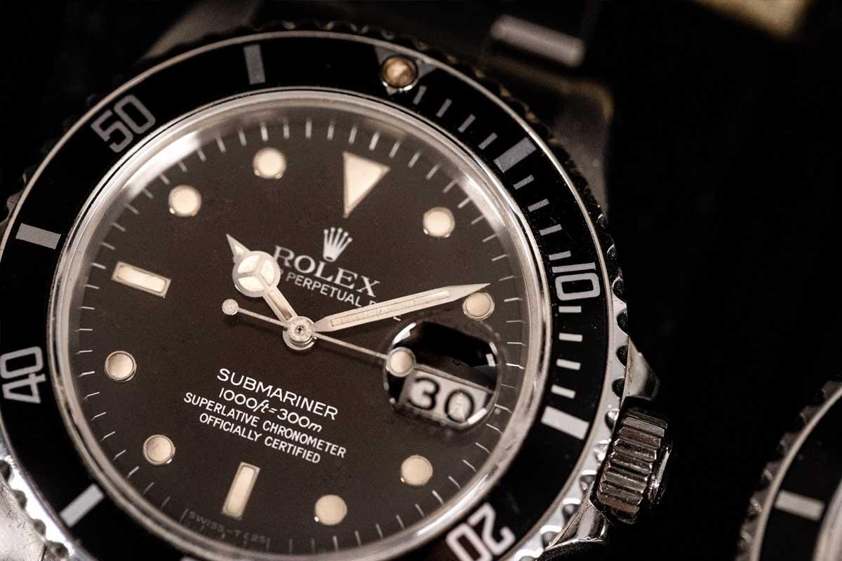 Rolex 16800 Submariner