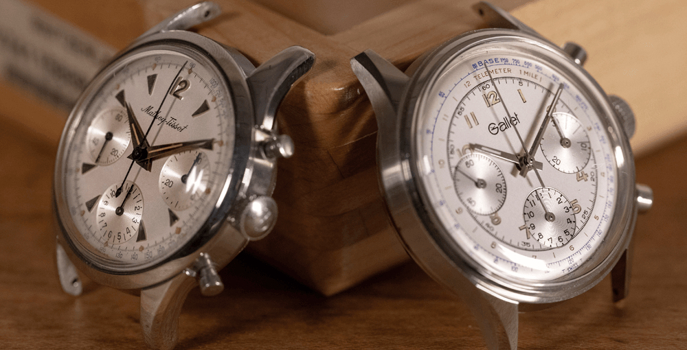 Gallet and Mathey Tissot Watches