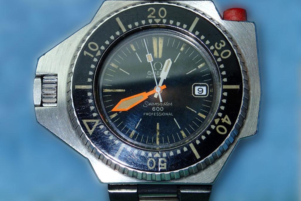 Omega Seamaster 600 Professional