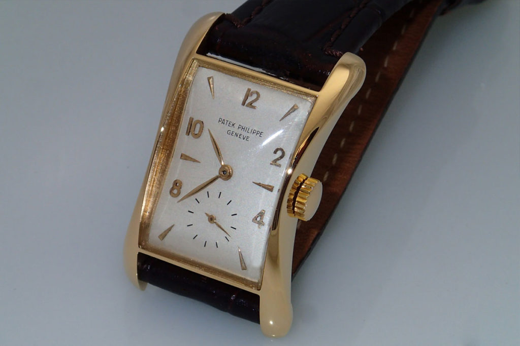 Patek Philippe Geneve Gold Watch